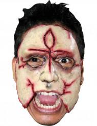 Masque tueur croix adulte Halloween