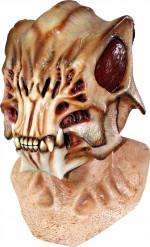Masque alien horrible adulte Halloween