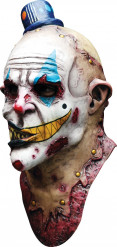 Masque clown monstrueux adulte Halloween