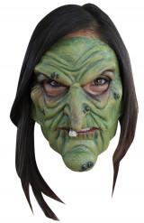 Masque sorcière maléfique adulte Halloween