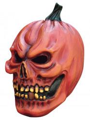Masque citrouille terrifiante adulte Halloween