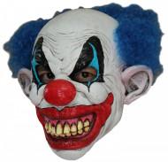 Masque clown maléfique adulte Halloween