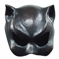 Demi-masque chat adulte