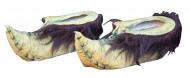 Chaussures lutin vert adulte Halloween