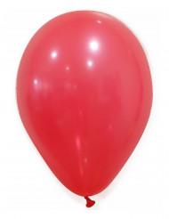 100 Ballons rouges 27 cm