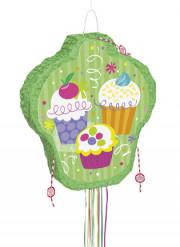 Pinata Cupcake Party
