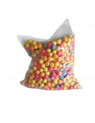 1000 boules pour sarbacanes multicolores