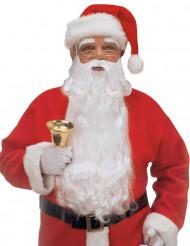 Grande barbe Père Noël adulte