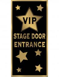Décoration de porte VIP 76,2 cm x 1,52 cm