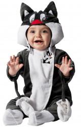 Déguisement Grominet™ Looney Tunes™ bébé