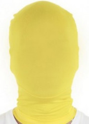 Masque Morphsuits™ Jaune