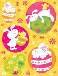 5 décorations de fenêtre Pâques
