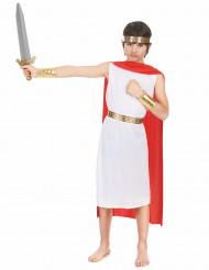 Déguisement romain à cape garçon