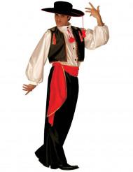 Déguisement danseur mexicain adulte