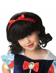 Perruque Blanche-Neige™ fille