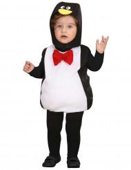 Déguisement pingouin bouffant bébé