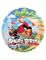 Ballon aluminium Angry Birds™ 45 cm