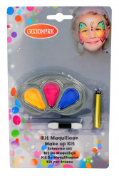 Mini kit maquillage papillon