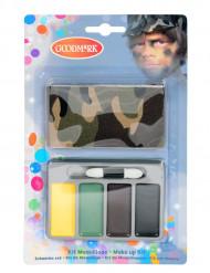 Mini kit maquillage militaire garçon