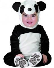 Déguisement de panda bébé