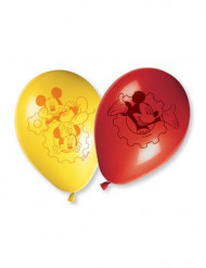 8 ballons latex Mickey Mouse™