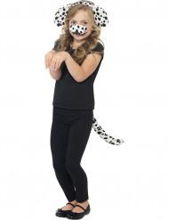 Kit chien dalmatien enfant