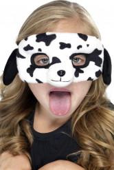 Masque peluche dalmatien enfant