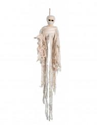 Décoration squelette momie 1 m Halloween