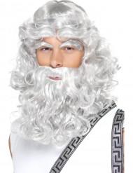 Perruque Zeus homme
