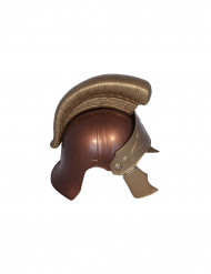 Casque romain marron adulte