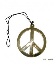 Collier hippie géant