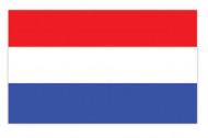 Drapeau supporter Pays Bas 150 x 90 cm