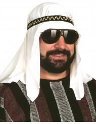 Coiffe émir arabe homme