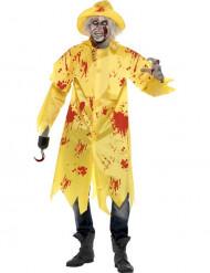 Déguisement zombie pêcheur adulte Halloween
