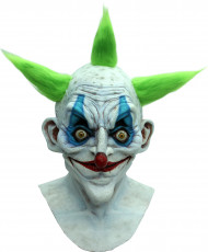 Masque vieux clown adulte halloween