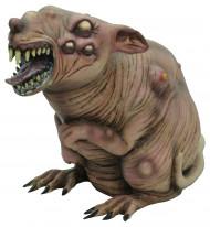 Rat zombie Halloween