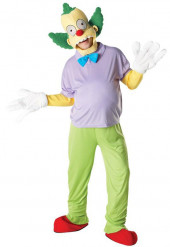 Déguisement Krusty le clown™ adulte