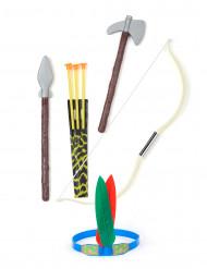 Kit indien en plastique