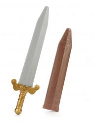 Epée de gladiateur en plastique 46 cm