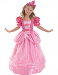Déguisement Corolle™ princesse rose fille