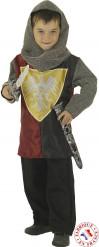 Déguisement chevalier médiéval garçon luxe