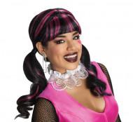 Perruque Draculaura Monster High™ femme