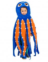 Déguisement poulpe multicolore enfant