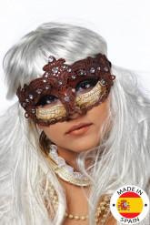 Masque Marron Adulte