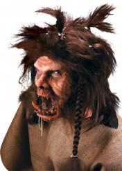 Maquillage Troll Halloween adulte