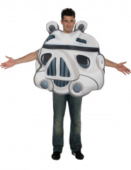 Déguisement Angry birds Stormtrooper™ adulte