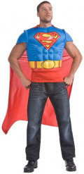 Plastron Superman™ adulte
