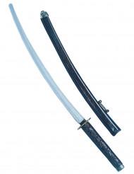Sabre samurai adulte en plastique