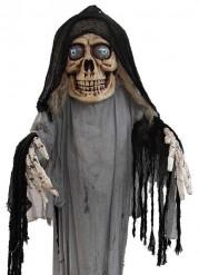 Décoration effrayante squelette Halloween