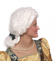 Perruque marquise femme